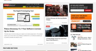 design blogs : Onextrapixel