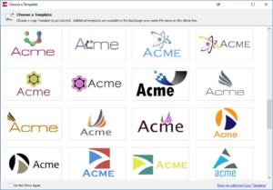 Logo-Templates-Browser